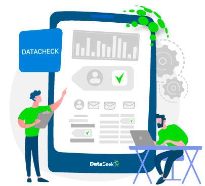 higienização de dados datacheck dataseel